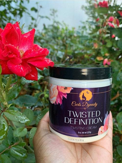 Curls Dynasty Twisted Definition Twisting Cream