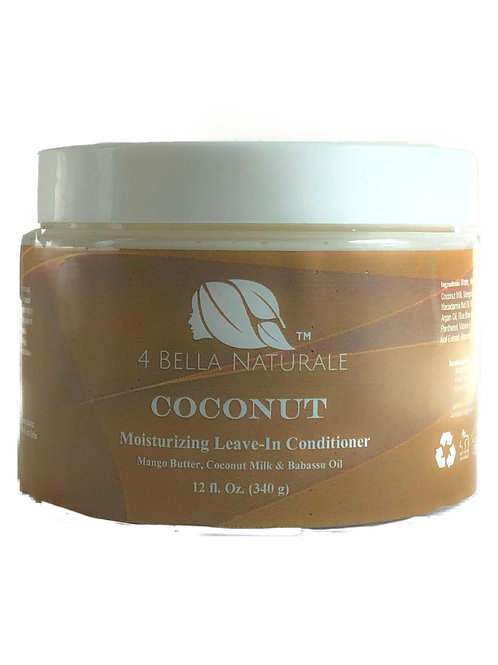 Coconut Moisturizing Leave-In Conditioner