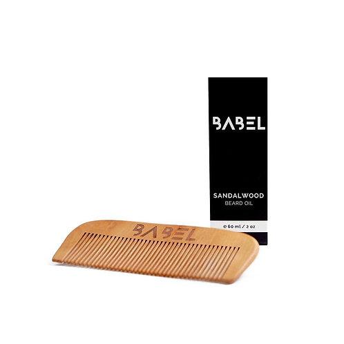 Beard Oil + Comb Bundle