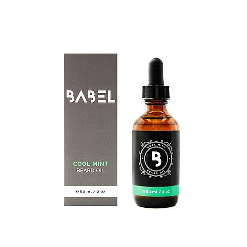 Cool Mint Beard Oil