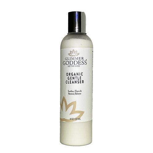 Glimmer Goddess Organic Skin Renewal Gentle Cleanser