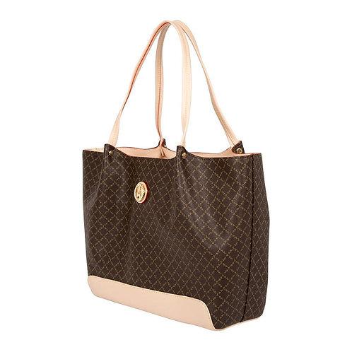 La Tour Eiffel Women's Luxury Fashion PVC Handbag