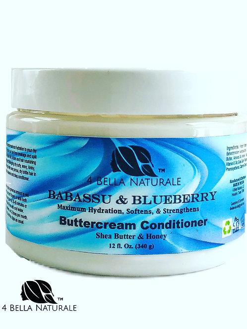 Babassu & Blueberry Buttercream Deep Conditioner