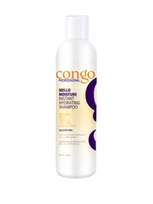 Congo Mello Moisture Mint Therapeutic Moisturizing Shampoo