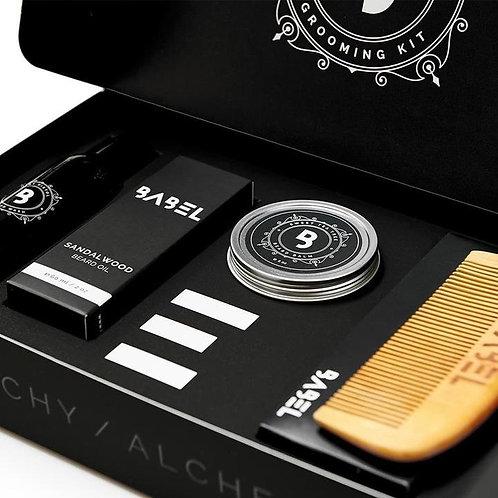 """""""Black Box"""" Grooming Kit"""