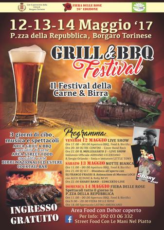 Grill & BBQ Festival - Borgaro T.se 2017