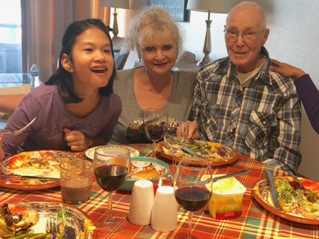 The Thanksgiving That Wasn't