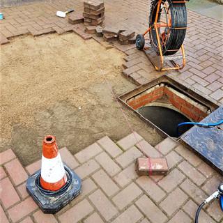 CCTV Drain Survey and Drain Repairs