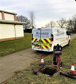 CCTV survey Dundee, Angus, perth