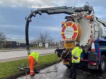 drain maintenance elgin, Inverness, highlands
