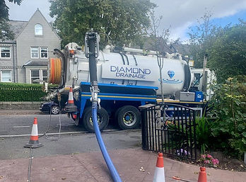DRAIN AND SEWER MAINTENANCE ELGIN, INVERNESS, HIGHLANDS