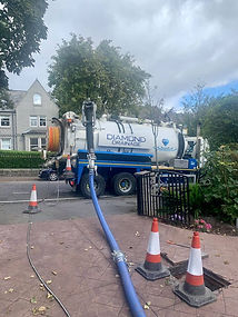 Jetvac tanker services elgin, Inverness, Highlands