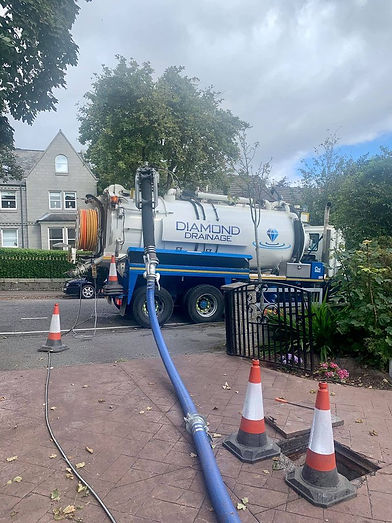 Jetting and Vacuum tankers Aberdeen and Aberdeenshire