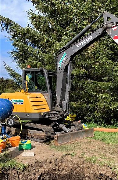 Diamond drainage Drain Repair Aberdeen and Aberdeenshire