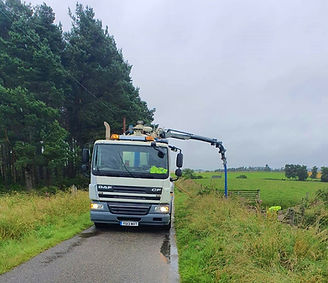 septic Tank emptying Dundee, Angus, Perth