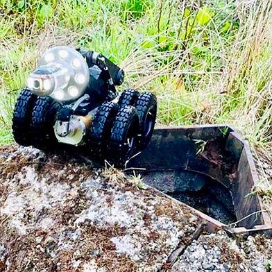 CCTV Crawler Unit Aberdeen and Aberdeenshire