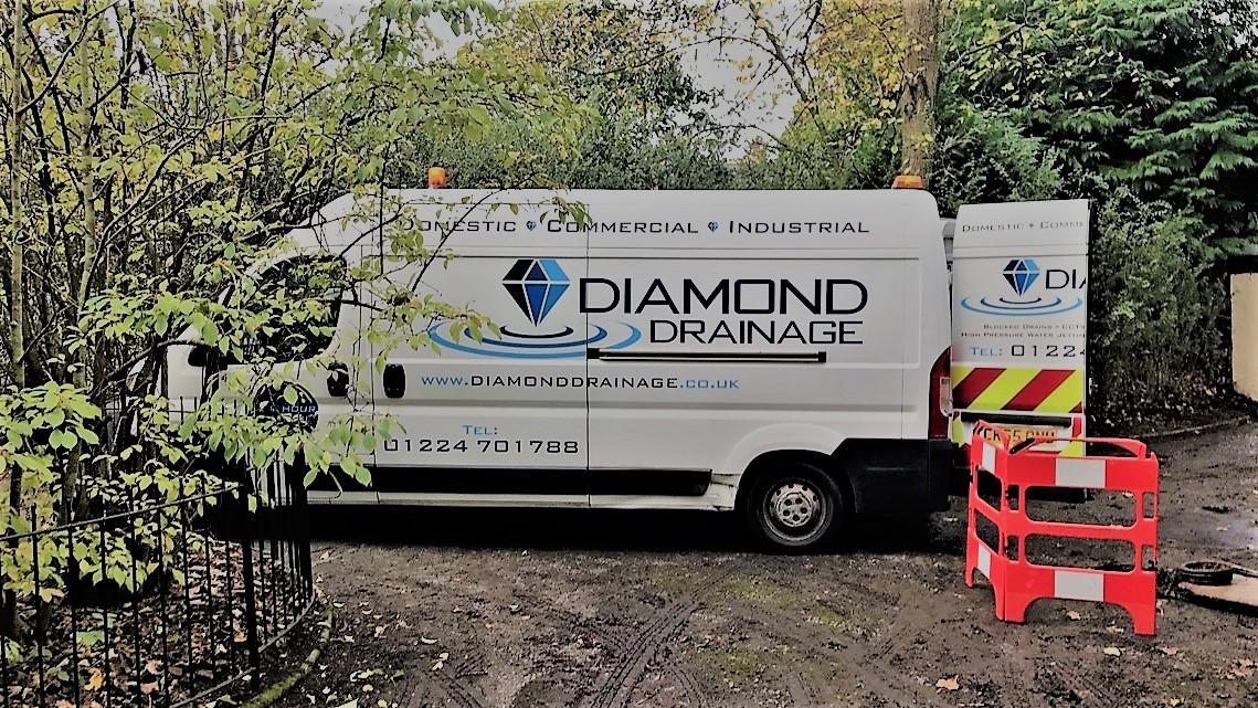 Diamond Drainage Drain Repairs