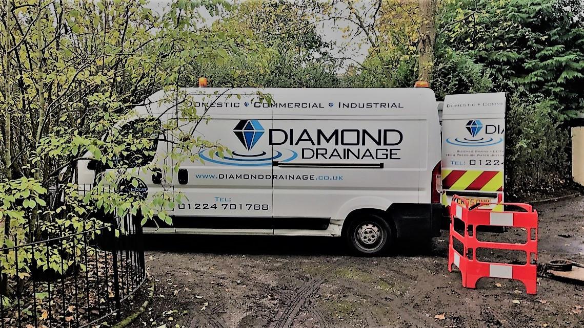 Diamond Drainage Blocked Drains Aberdeen And Aberdeenshire