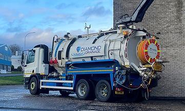 Jetvac Tanker Services Aberdeen and Aberdeenshire