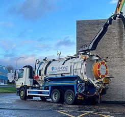 Jetvac tanker Dundee