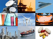 industries helped by nanotechnology coatings