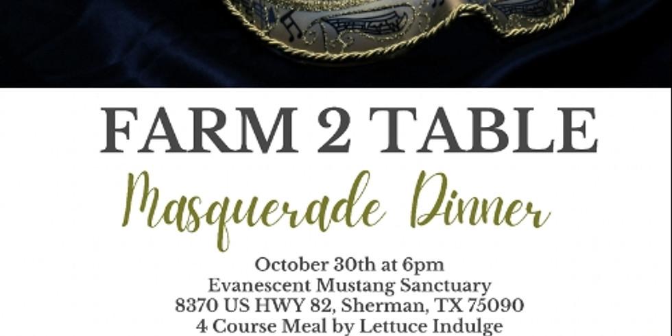 Farm 2 Table Dinner