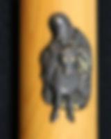 晴雅堂清水_たばこ入れ【刀剣|日本刀|鐔|小道具|骨董|日本画|洋画|書画|評価鑑定|買取】