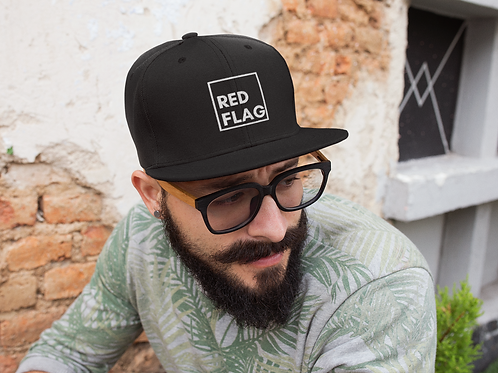 Red Flag Classic Snapback