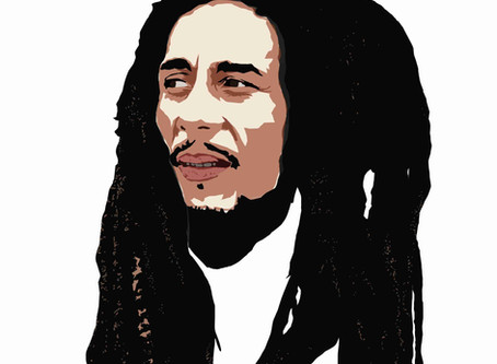 More about Bob Marley Art