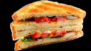 О сэндвиче пост