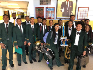 Superior Rating for the Concert Band
