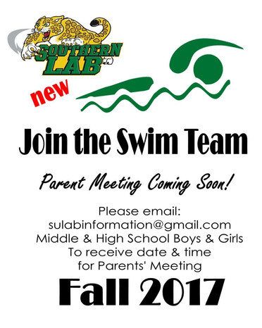 Join the Swim Team