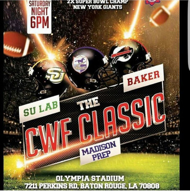 The CWF CLASSIC Football Game