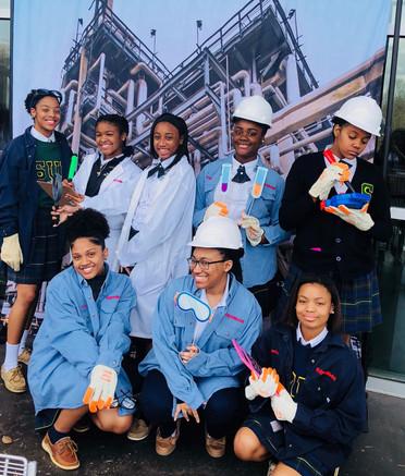STEM Day by ExxonMobil