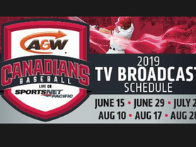 Hubcast Broadcasts Vancouver Canadians Games LIVE on Sportsnet