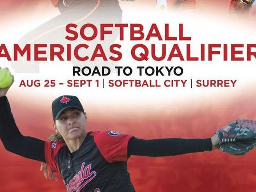 Hubcast Broadcasts Softball Olympic Qualifiers LIVE on CBC