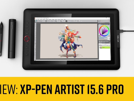 ARTIST 15.6 PRO- BEST DRAWING TABLET I'VE EVER USED