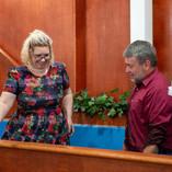 Annie's Baptism