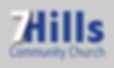 7HillsCCLogo - Grey BG.png | 7 Hills Community Church Logo