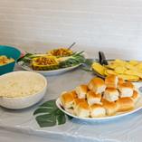 Hawaiian Themed Food