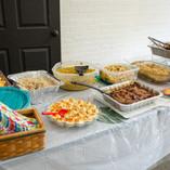 Luau Lunch Fellowship Meal