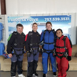Skydiving in Suffolk