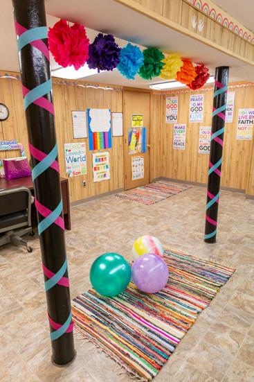 Children's Sunday School Room