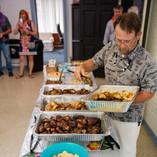 Church Luau Lunch Fellowship Meal