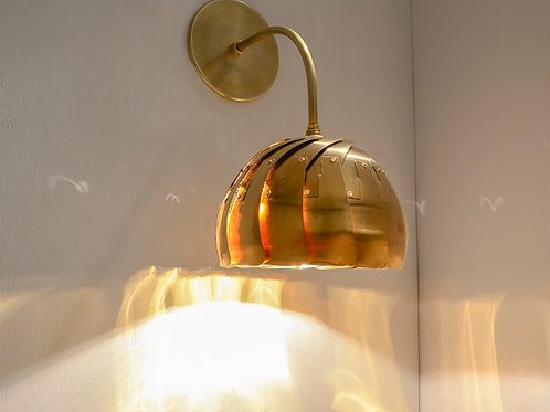 IRIS SCONCE : Wall Lamp | Steampunk Lighting