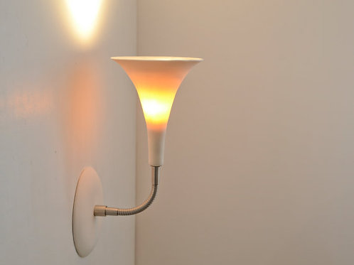 GRAMOPHONE SCONCE : On Sale 20% Off | LED Lighting | Porcelain Light Fixture