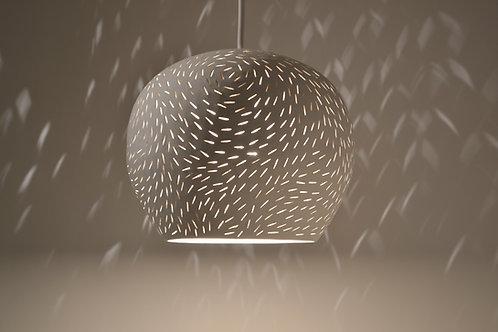 "CLAYLIGHT MEDIUM PENDANT : 7"" Ceramic Ceiling Light | Artistic Lighting"