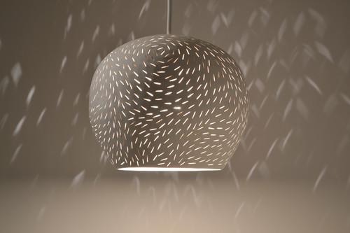 Claylight Medium Pendant Minimalist Decor Ceiling Light Artistic Lighting