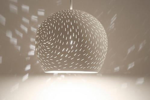 LARGE CLAYLIGHT PENDANT: Ceiling Light | Ceramic Lighting