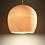 Thumbnail: PORCELAIN EGG PENDANT : Pendant Lamp | Mood Lighting | Unique Light Fixture
